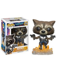 Guardians of the Galaxy Rocket Funko POP Action Figure