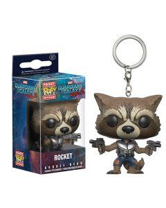 Guardians of the Galaxy Rocket Funko POP Keychain