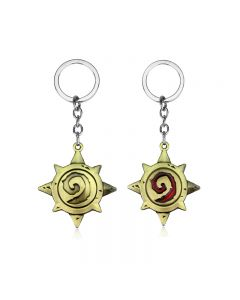 HearthStone Heroes Of Warcraft Keychain