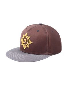 Hearthstone Logo Embroidered Adjustable Hat