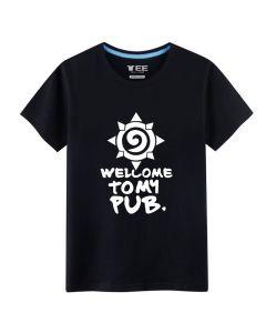 HearthStone Unisex Short Sleeve T-Shirt