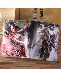 Irelia League of Legend Short Wallet