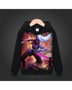 Fashion League of Legends Katarina Hoodies Jackets