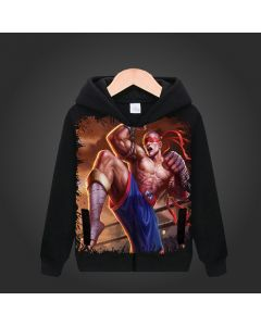 Fashion League of Legends Lee Sin Hoodies Jackets