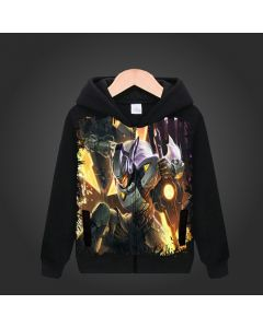 League of Legends Leona Hoodies Jackets