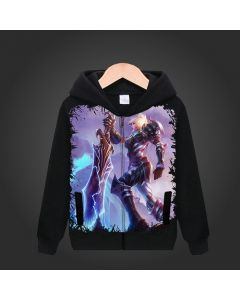 Fashion League of Legends Riven Hoodies Jackets