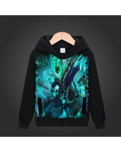 Fashion League of Legends Thresh Hoodies Jackets