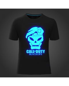 Luminous Call of Duty Black OPS Shirt