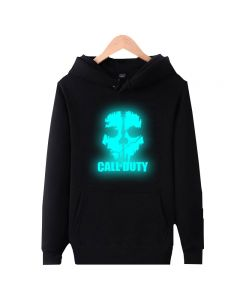 Luminous Call of Duty Ghosts Hoodie