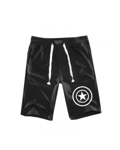 Marvel Captain America Shorts Men Boardshorts