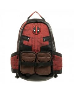Deadpool Backpack Rucksack