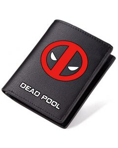 Marvel Deadpool PU Leather Bifold Wallet