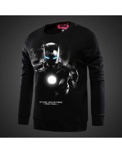 Marvel Iron Man Hoodie No zipper
