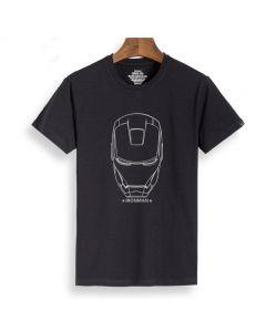 Marvel Iron Man Short Sleeve Tee Shirt