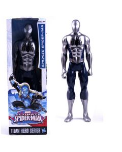 Marvel Armored Spider Man PVC Action Figure Model