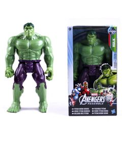 Marvel the Avengers Hulk PVC Action Figure Model