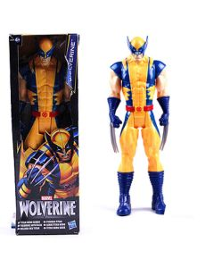 Marvel the Avengers Wolverine PVC Action Figure Model