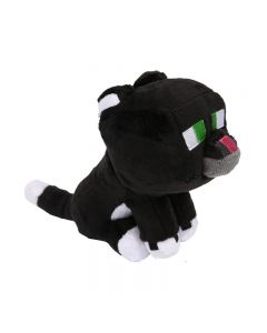 Minecraft Black Cat Stuffed Toys Soft Plush