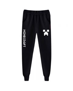 Minecraft Creeper Cotton Sweatpants for men and women