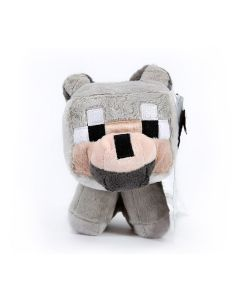 Minecraft Wolf Stuffed Toys Soft Plush
