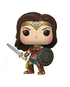 Movies DC Wonder Woman Funko Pop Action Figure