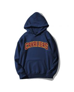 NBA Cleveland Cavaliers Printed Pullover Hoodie
