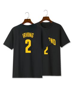 NBA Kyrie Irving Number 2 Tee Shirt