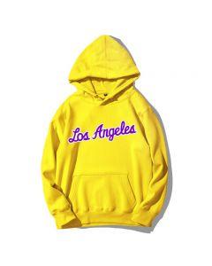 NBA Los Angeles Printed Pullover Hoodie