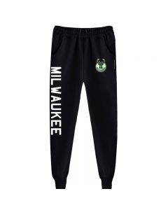 NBA Milwaukee Bucks Printed Sweatpants