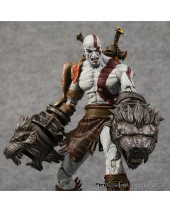 NECA God of War 3 Ghost of Sparta Kratos PVC Action Figure
