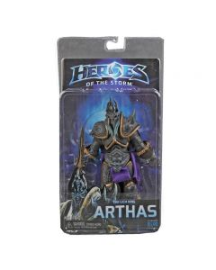 NECA Heroes of The Storm The Lich King Arthas Action Figure