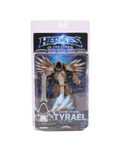 NECA Heroes of The Storm Tyrael PVC Action Figure Model