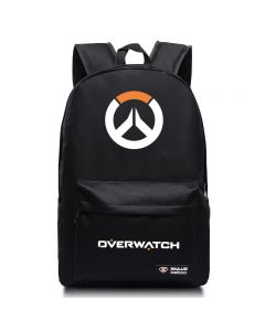 Overwatch Logo Backpack School Bag