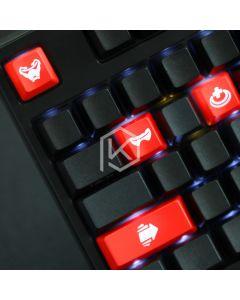 Overwatch Mechanical Keyboard KeyCap