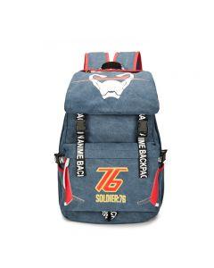Overwatch Soldier 76 Backpack Rucksack