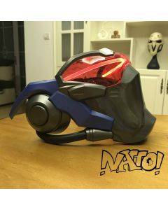 Overwatch Soldier 76 Face Mask