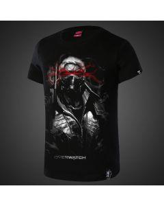 Overwatch Soldier 76 T-Shirt Men's