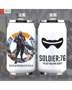 Overwatch Soldier 76 Water Cup