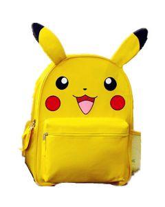 Pocket Monster Pikachu Backpack School Bag