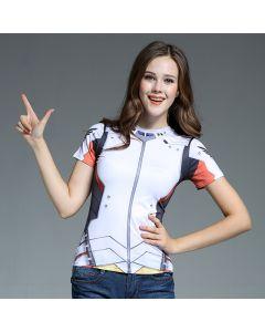 Premium Overwatch Mercy Fashion Tee Shirt