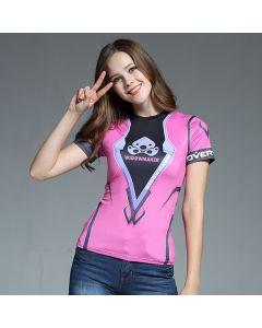 Premium Overwatch Widowmaker Fashion Tee Shirt