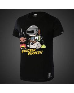 PUBG PlayerUnknown's Battlegrounds Chicken Dinner T-shirt