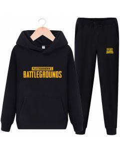 PUBG PlayerUnknown's Battlegrounds Hoodie Sweatpants Set