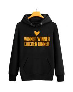 PUBG PlayerUnknown's Battlegrounds Winner Winer Chicken Dinner Hoodie