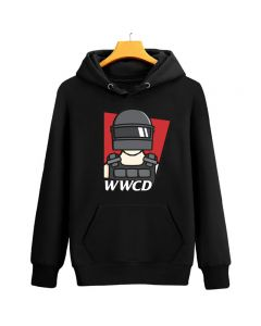 PUBG PlayerUnknown's Battlegrounds WWCD Hoodie