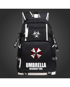 Resident Evil Umbrella Shoulders Backpack