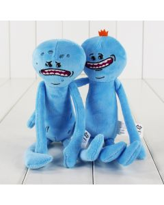 Rick and Morty Happy Sad Stuffed Toy Doll
