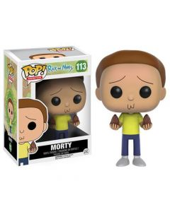 Rick and Morty Morty Funko POP