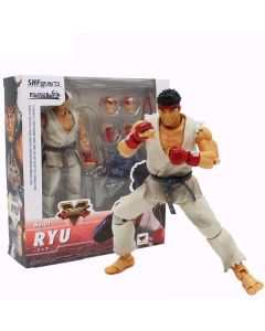 SHFiguarts Street Fighter Ryu PVC Action Figure