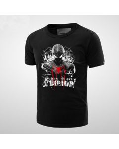 Spider Man Marvel Movie Men T-shirt